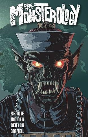 Dept. of Monsterology #3