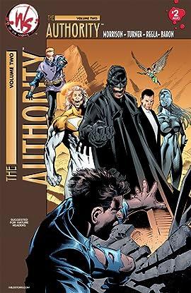 The Authority (2003-2004) #2