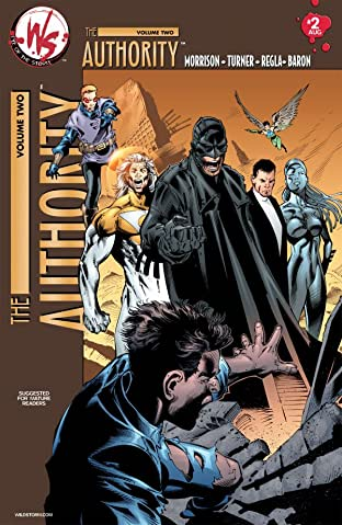 The Authority (2003-2004) #2