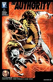 The Authority (2008-2010) #11