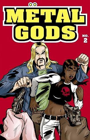 Metal Gods #2