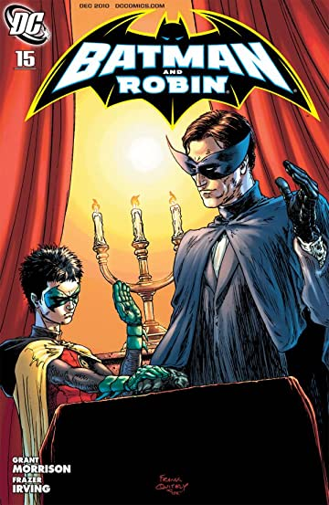 Batman and Robin (2009-2011) #15