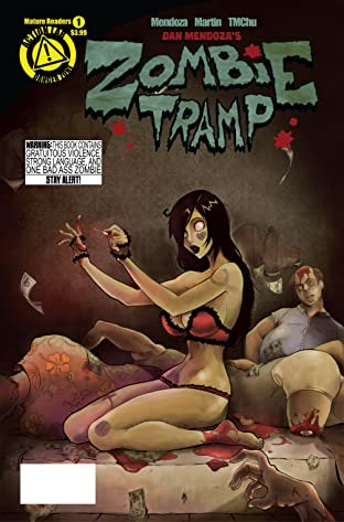 Zombie Tramp No.1