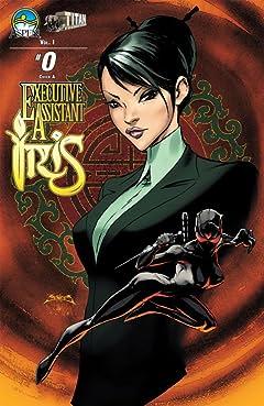 Executive Assistant: Iris Vol. 1 #0