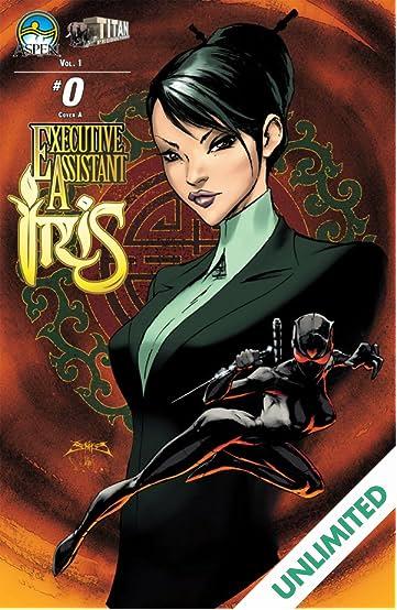 Executive Assistant: Iris #0