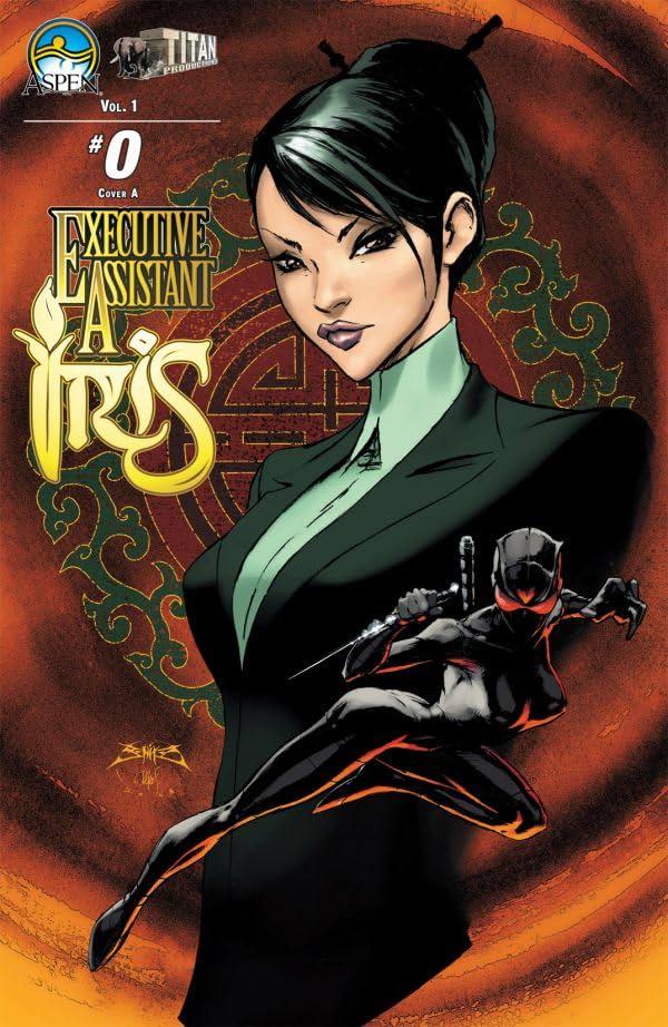 Executive Assistant Iris #0