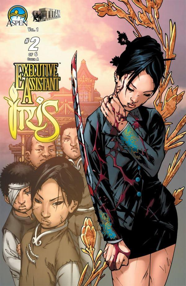 Executive Assistant Iris #2