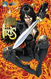 Executive Assistant: Iris #4