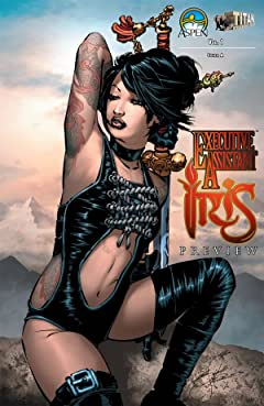 Executive Assistant: Iris Vol. 1 #Preview: Preview