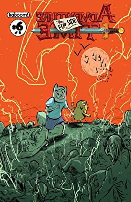 Adventure Time: The Flip Side #6 (of 6)