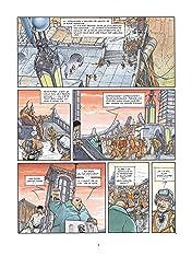 Septentryon Vol. 1: La calotte jaune