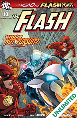 The Flash (2010-2011) #10