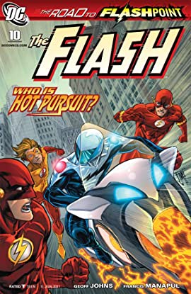 The Flash (2010-2011) No.10