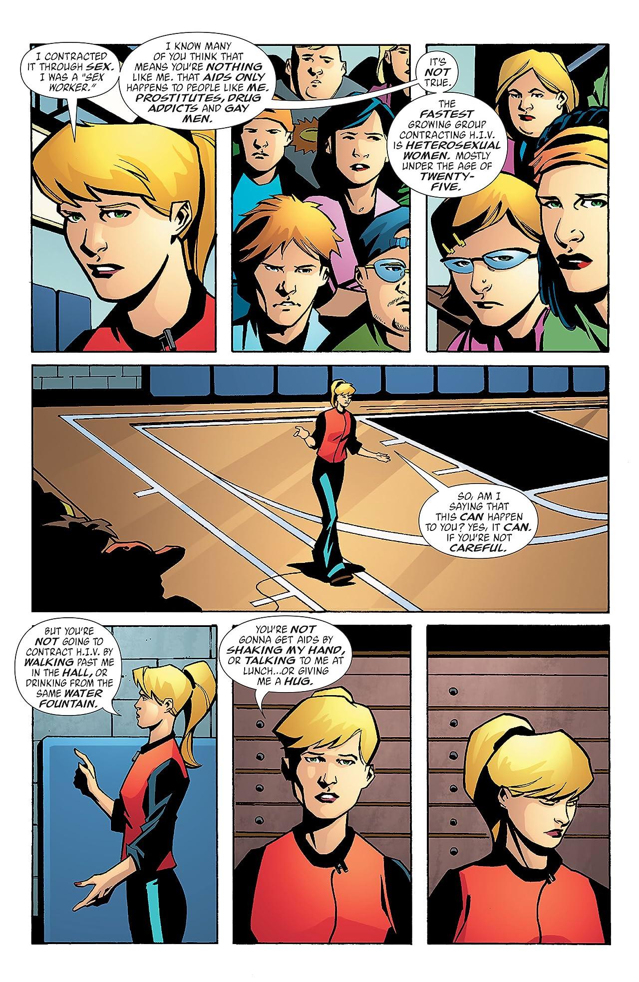 Green Arrow (2001-2007) #45