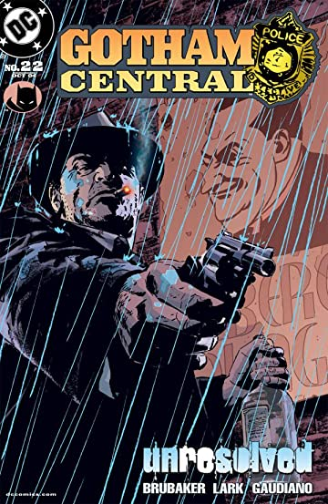 Gotham Central #22