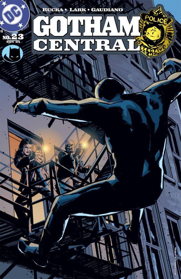 Gotham Central #23