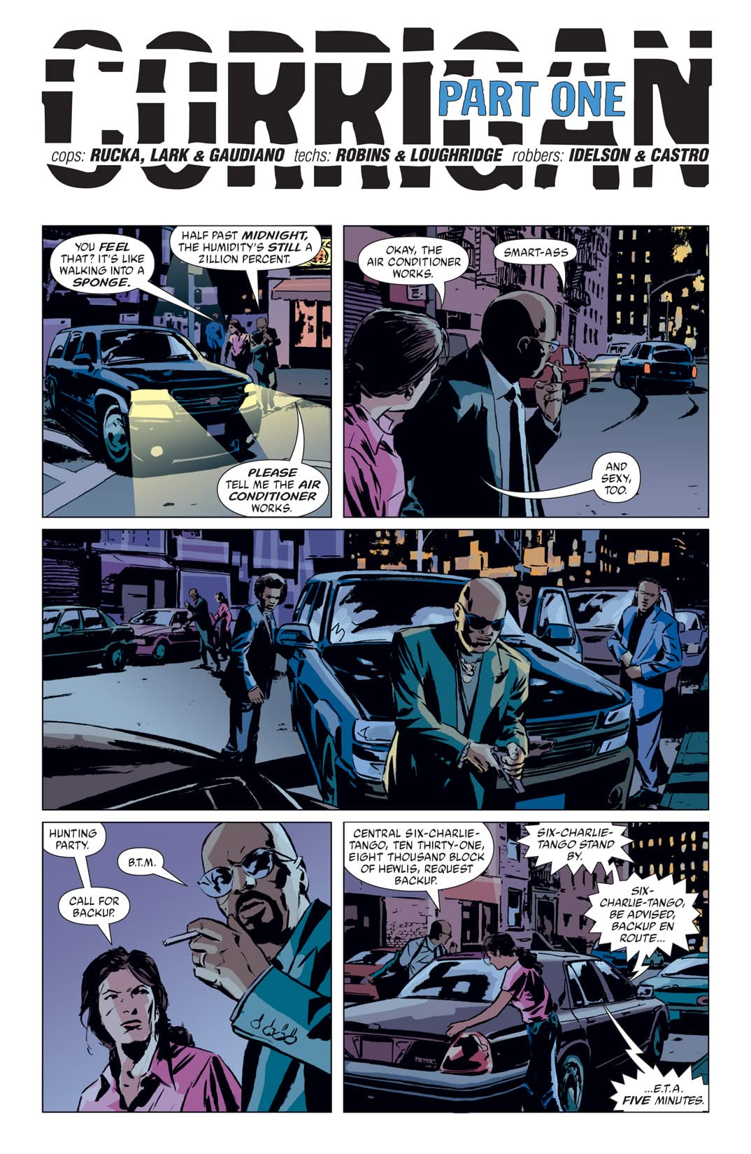 Gotham Central #23
