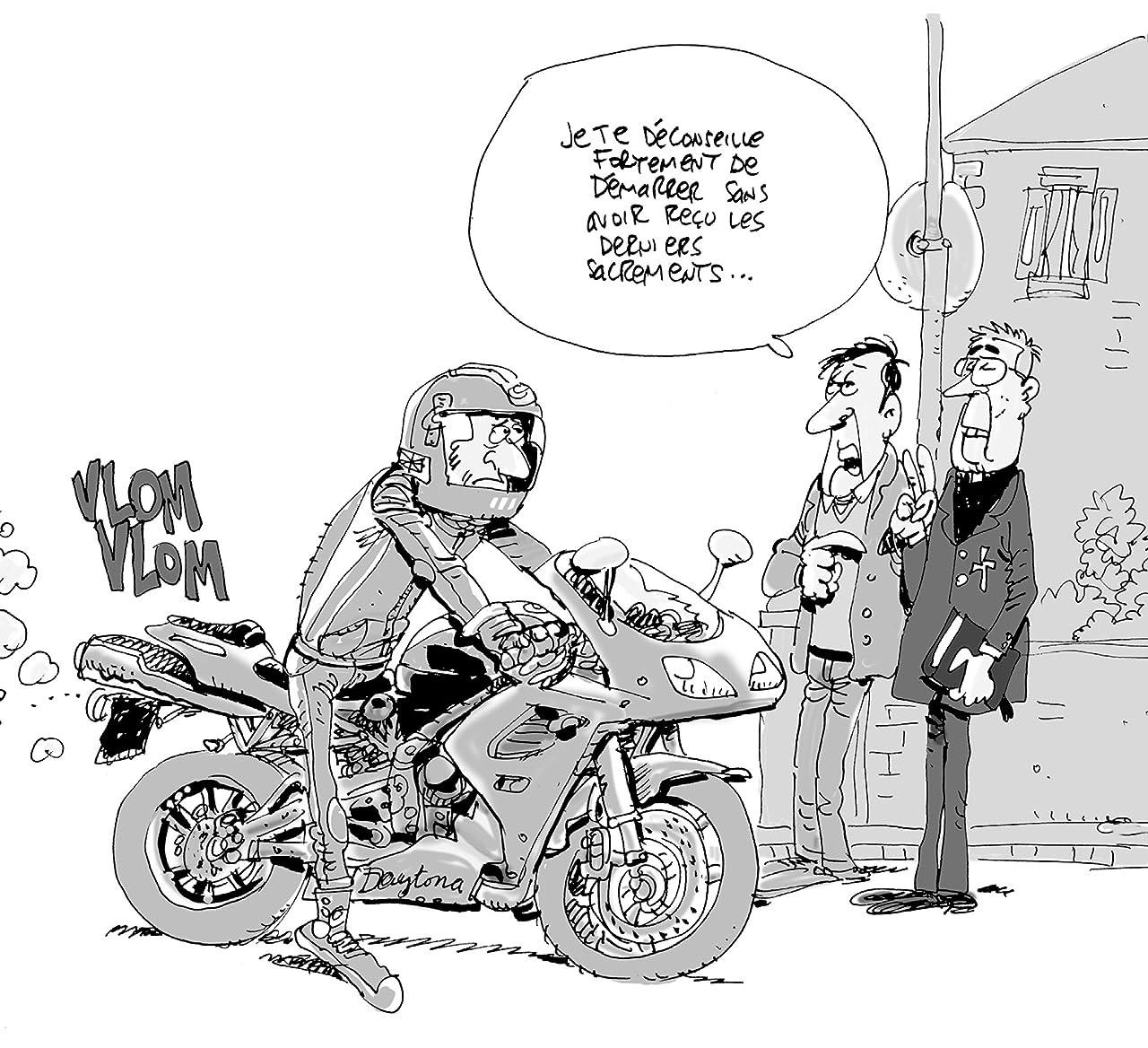 Dites ça, pas ça !: À un motard