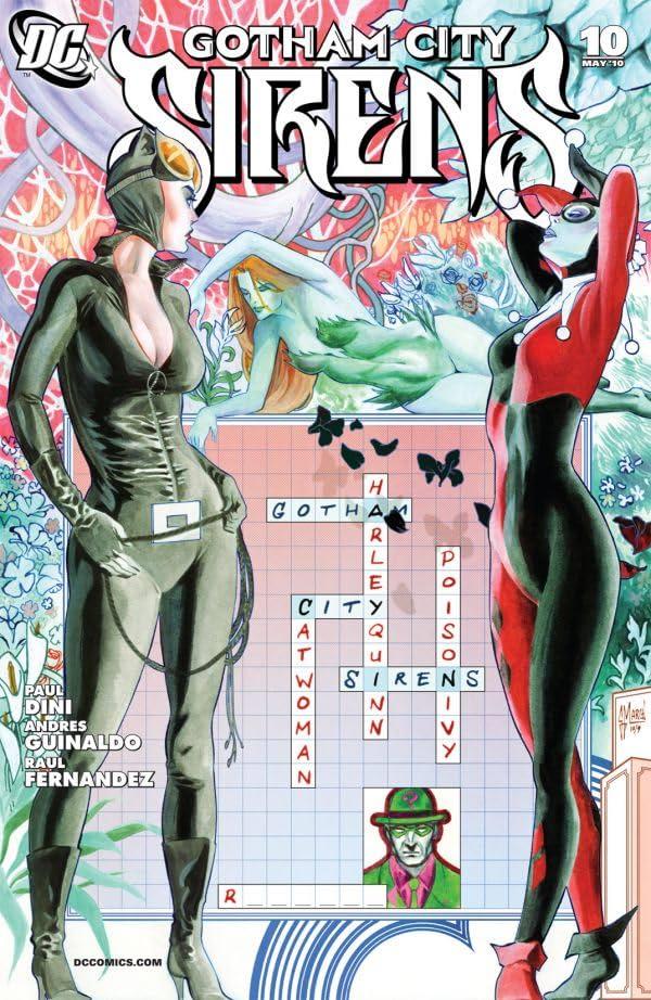 Gotham City Sirens #10