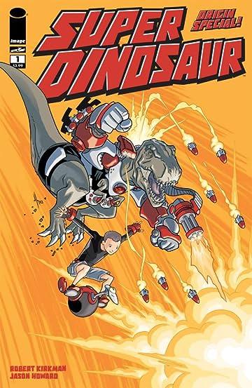 Super Dinosaur Origin Special #1
