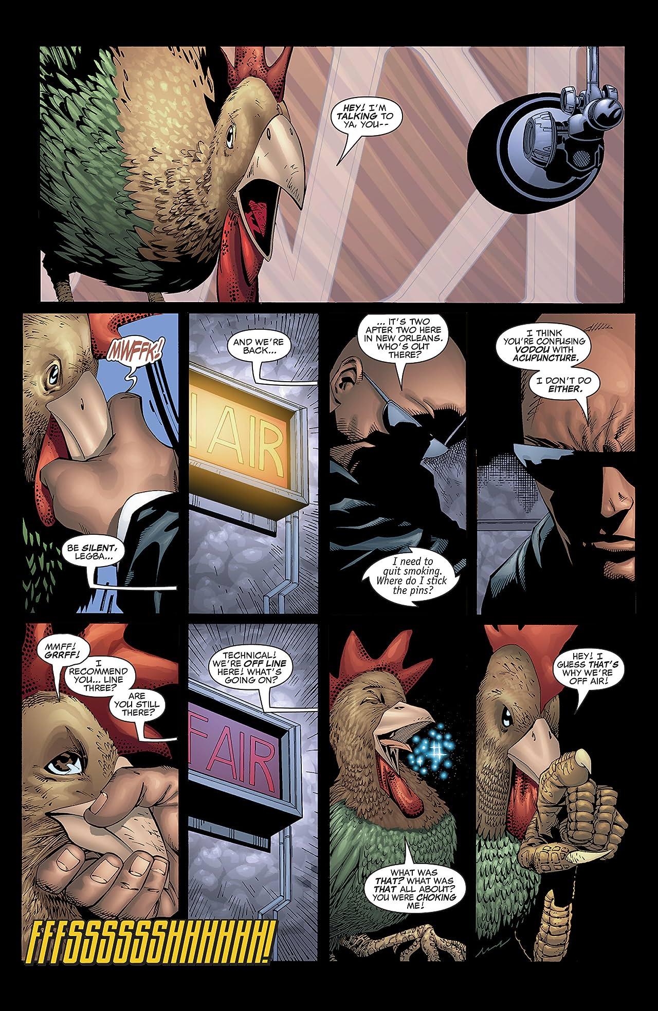 Shadowman (1999) #2
