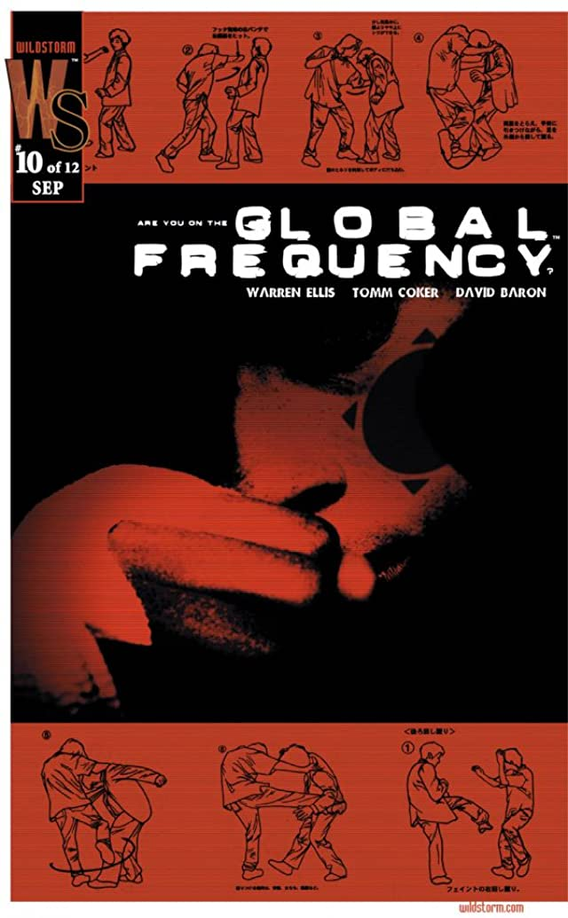 Global Frequency #10