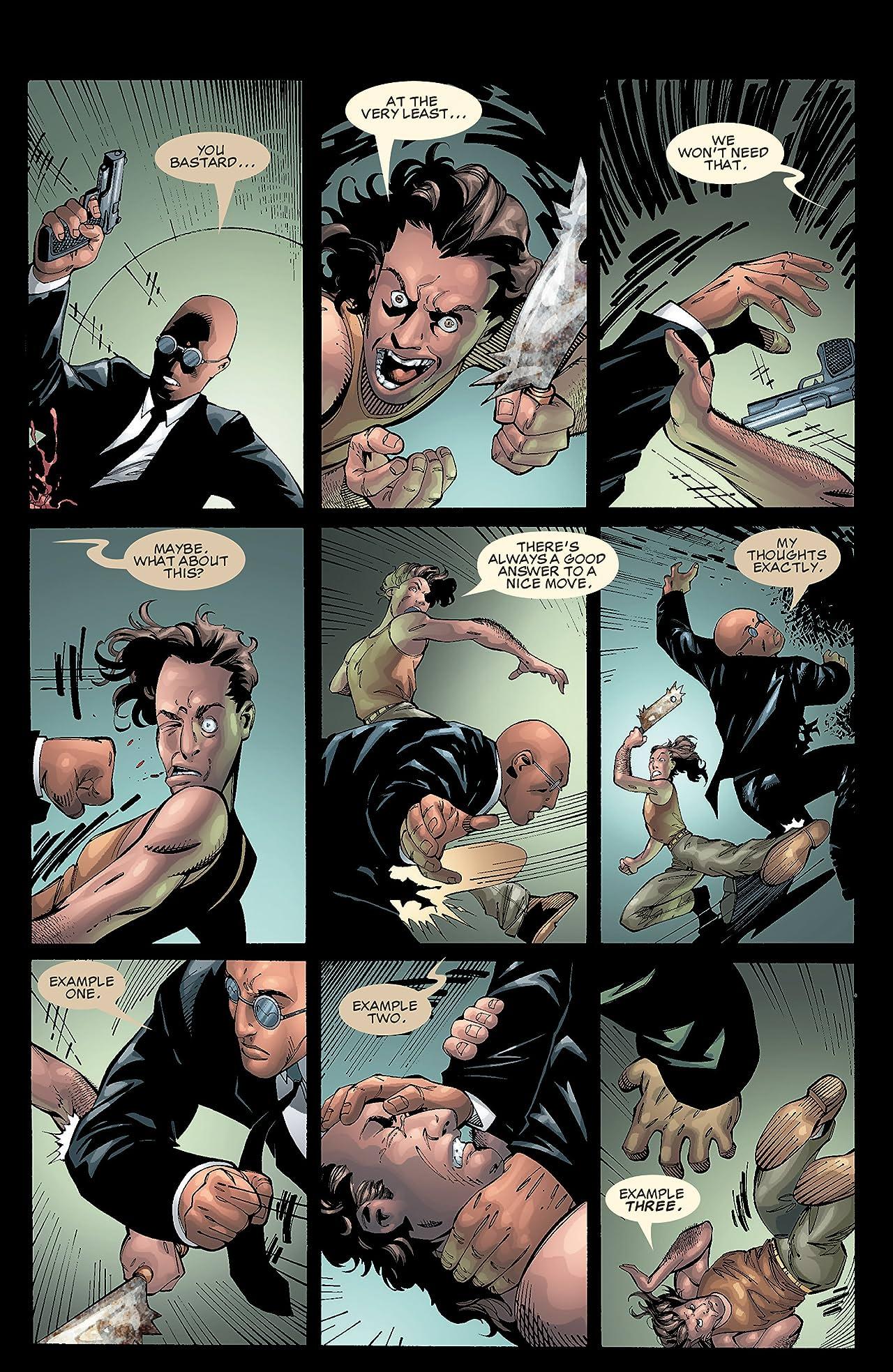 Shadowman (1999) #4