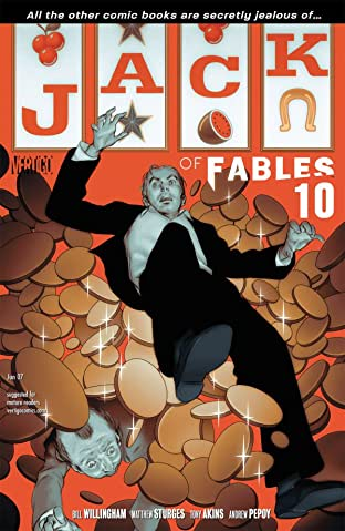 Jack of Fables No.10