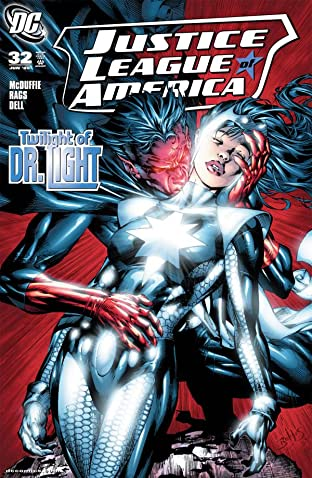 Justice League of America (2006-2011) #32