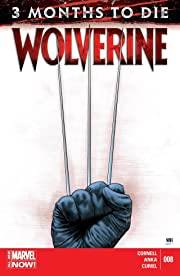 Wolverine (2014-) #8