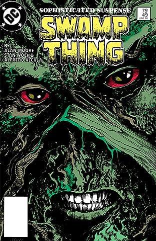Swamp Thing (1982-1996) #49