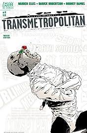 Transmetropolitan #41