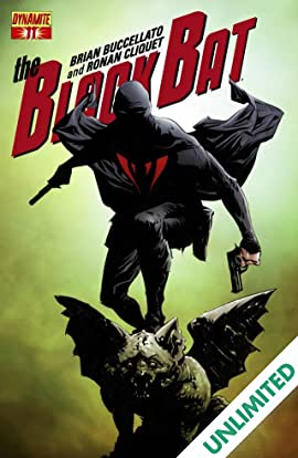 The Black Bat #11