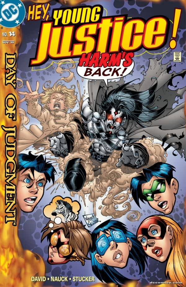 Young Justice (1998-2003) #14