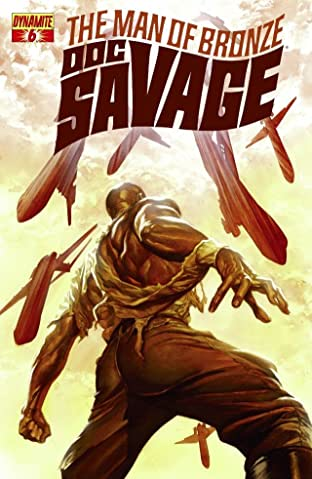Doc Savage #6: Digital Exclusive Edition
