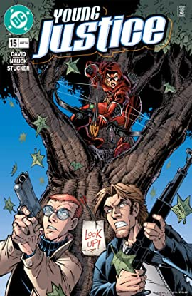 Young Justice (1998-2003) #15