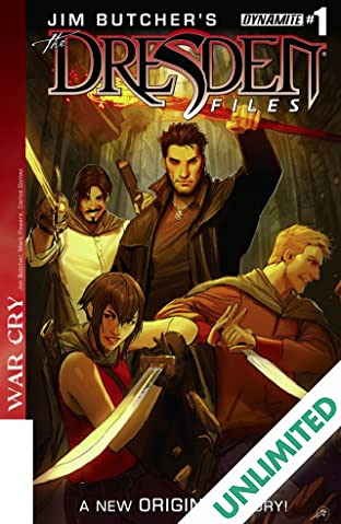 Jim Butcher's The Dresden Files: War Cry #1 (of 5): Digital Exclusive Edition