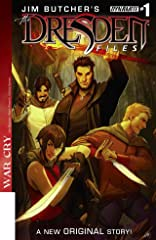 Jim Butcher's The Dresden Files: War Cry #1: Digital Exclusive Edition