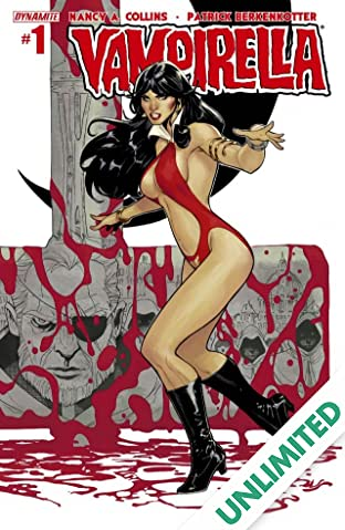 Vampirella (2014) #1: Digital Exclusive Edition