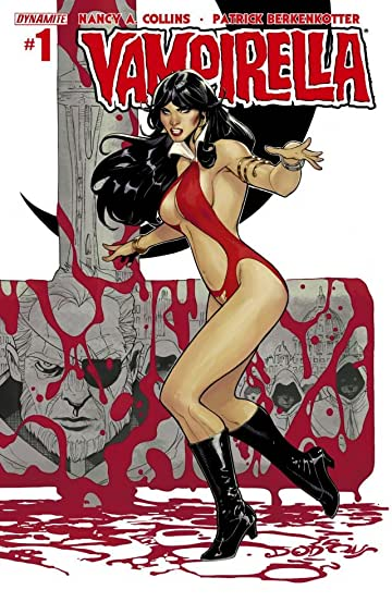 Vampirella (2014-2015) #1: Digital Exclusive Edition