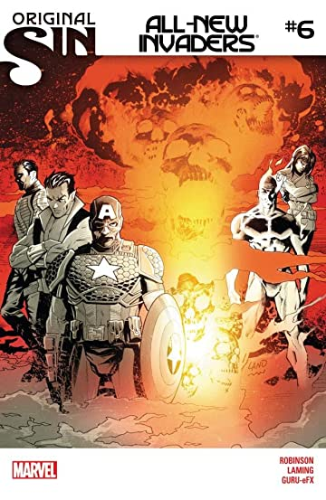 All-New Invaders (2014-) #6