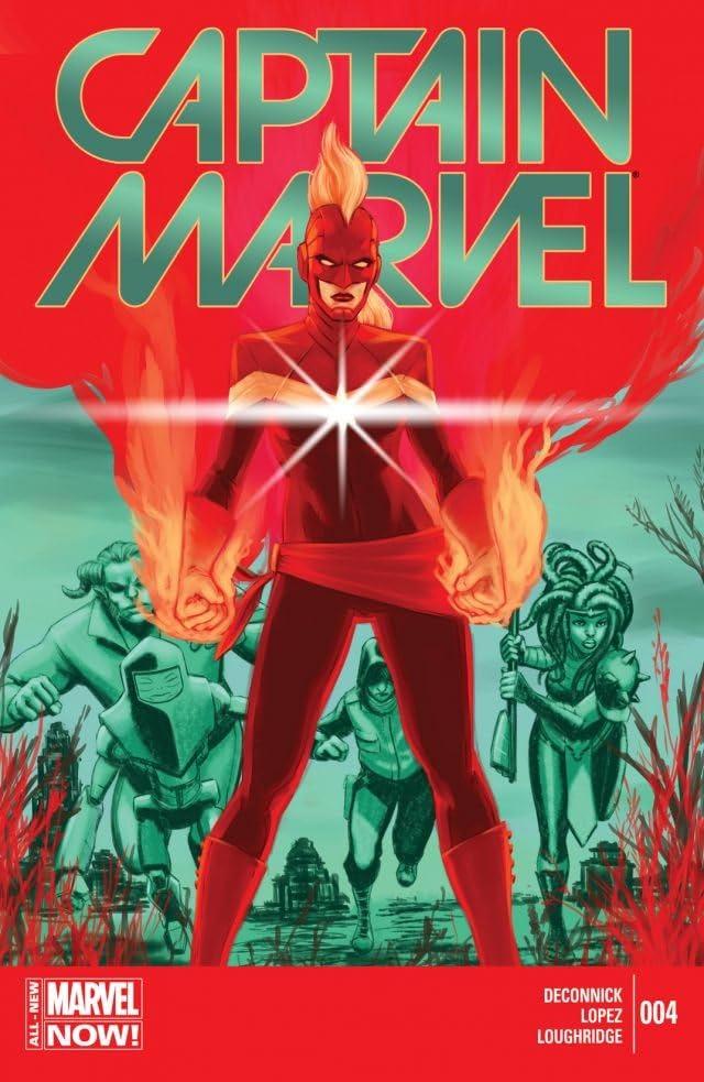 Captain Marvel (2014-2015) #4