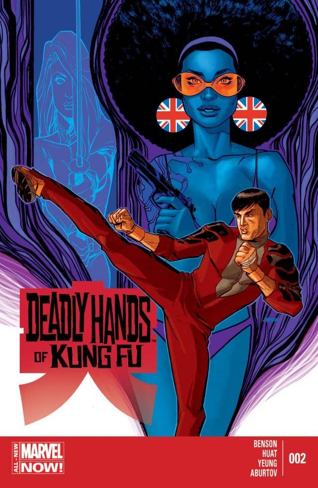 Deadly Hands of Kung Fu (2014-) #2
