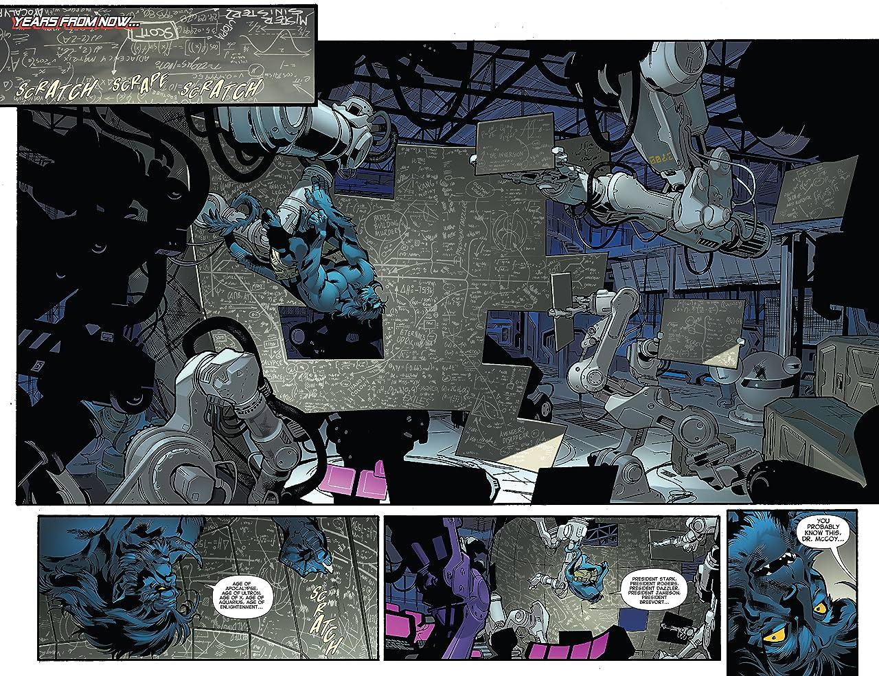 All-New X-Men (2012-2015) #28