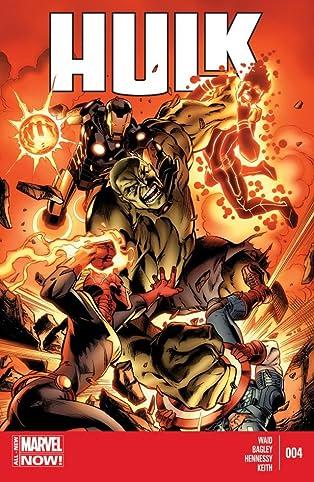 Hulk (2014-2015) #4