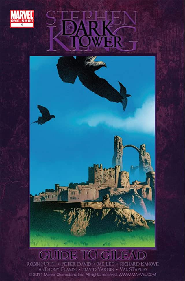 Dark Tower: Guide To Gilead