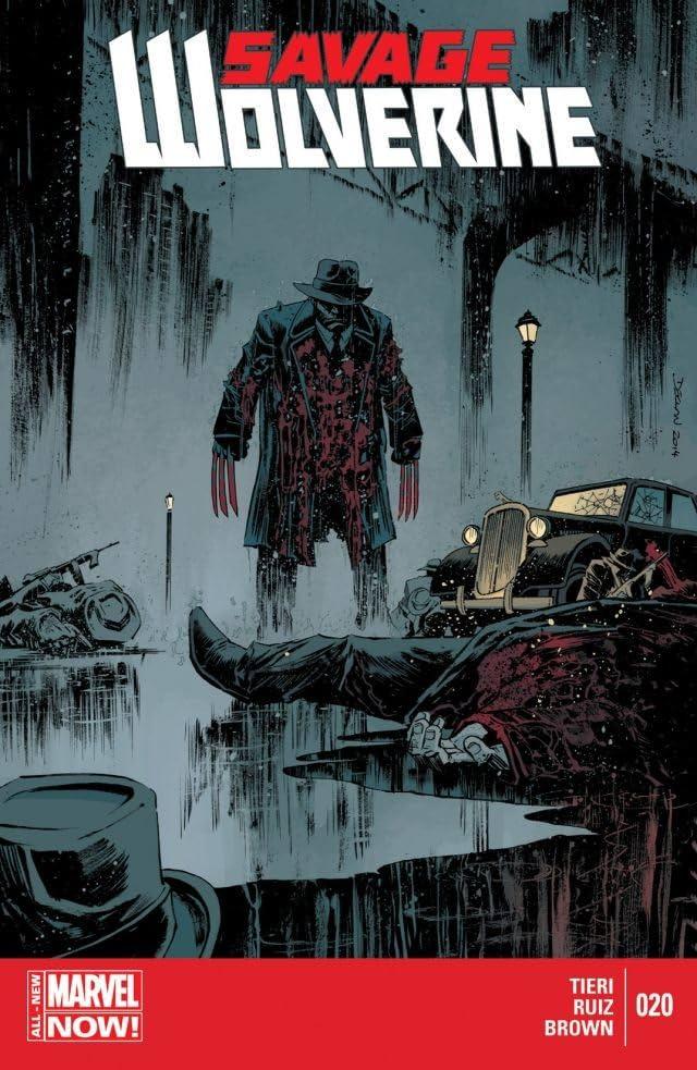 Savage Wolverine #20