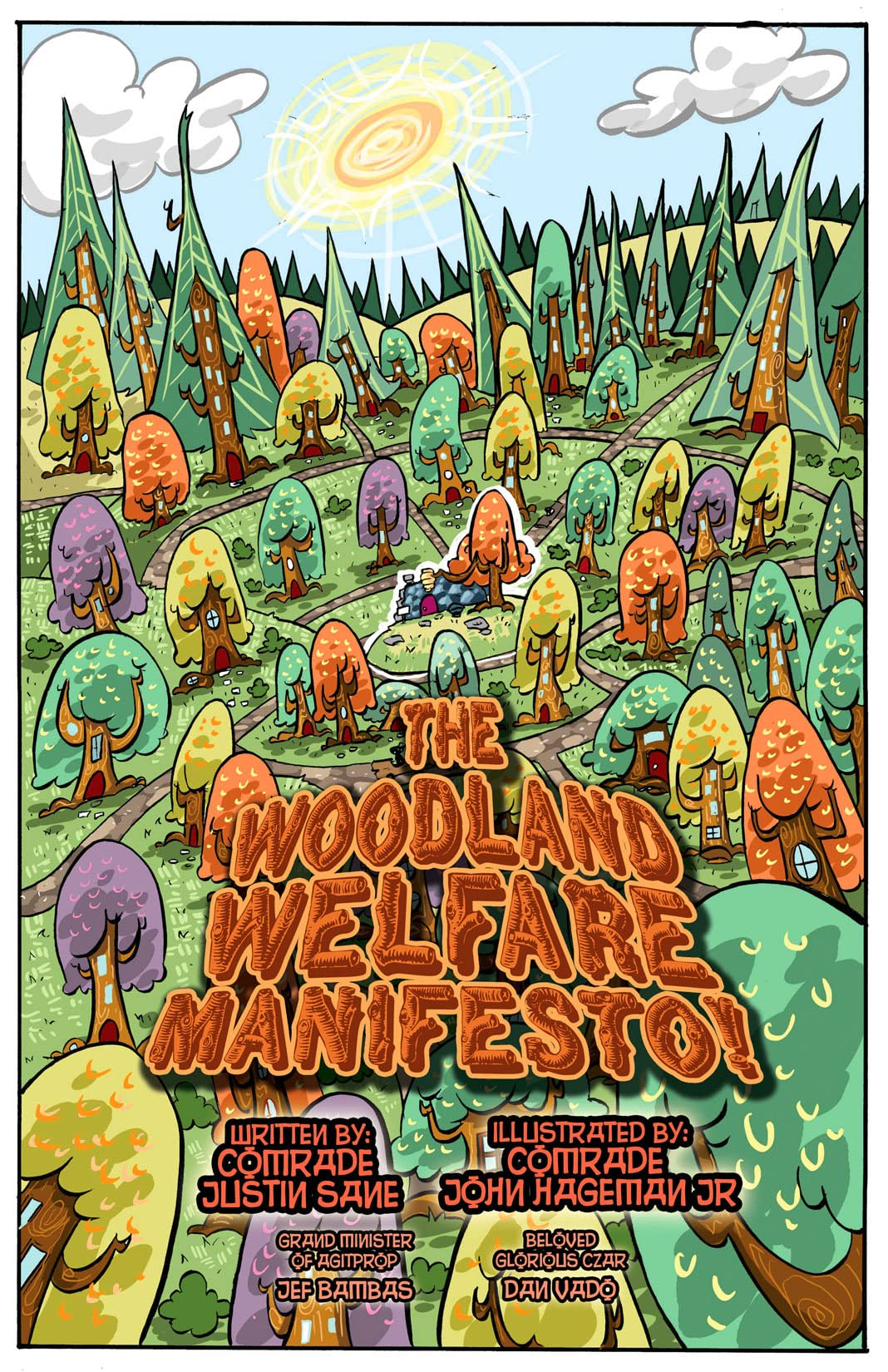 Woodland Welfare Manifesto