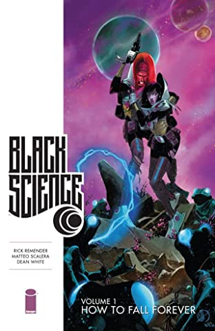 Black Science Tome 1: How to Fall Forever