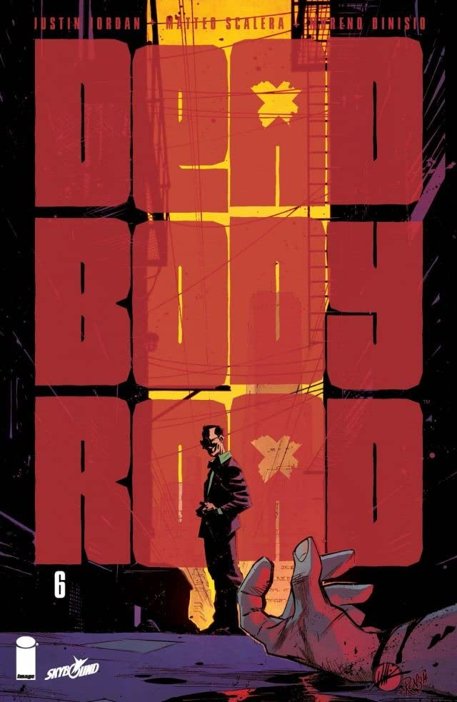 Dead Body Road #6 (of 6)